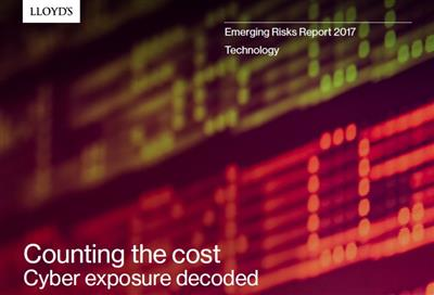 Lloyd's emerging risk report: Technology