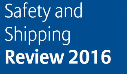 Safety & Shipping Review 2016
